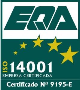 ISO14001 Color con nº